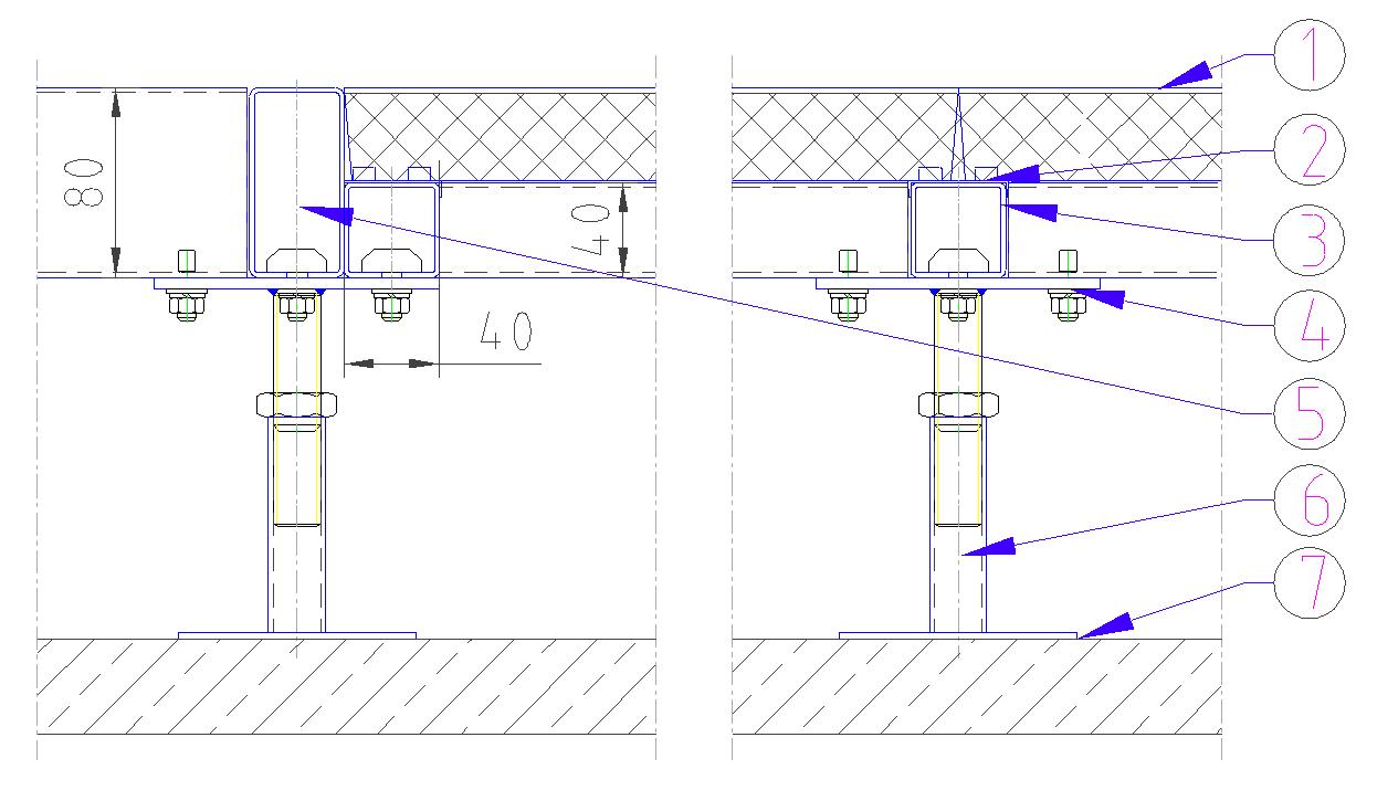 schaltwartenboden bredo doppelboden. Black Bedroom Furniture Sets. Home Design Ideas